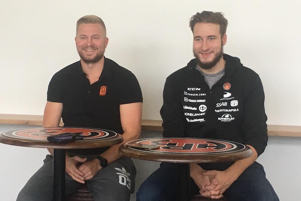"""Pressipalat – Karjalainen: """"Otan pienen lisälatauksen SaiPa-otteluun"""""""