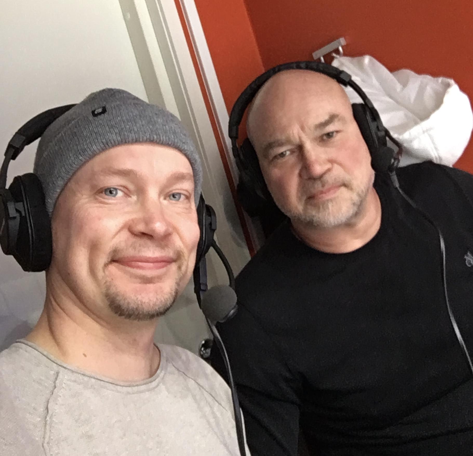 """Markku Piikkilä: """"Ketju Kivelän ja Peltolan kanssa oli urani paras"""""""